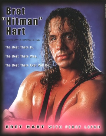 History and Biography of Bret The Hitman Hart