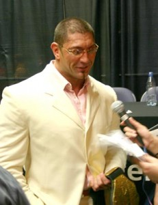 History and Biography of Dave Batista