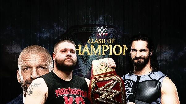 Seth Rollins VS Kevin Owens